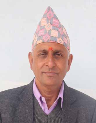 Mr. Dilli Prasad Kandel