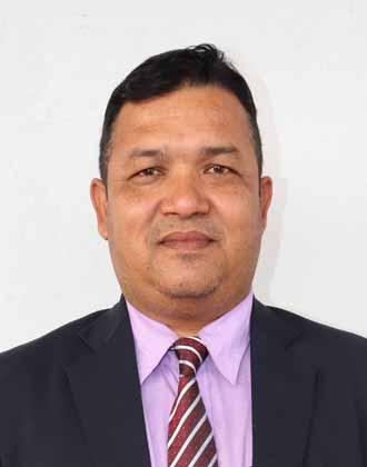 Mr. Rajendra KC