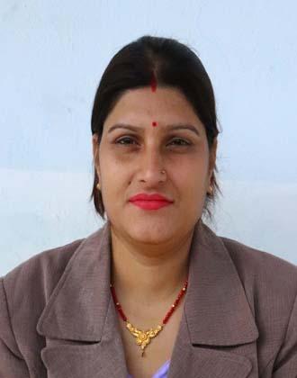 Mrs. Sunita Chapagain