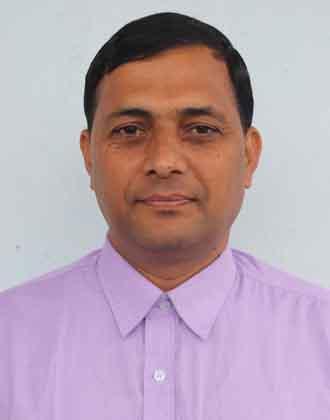 Mr. Ishwar Chapagain